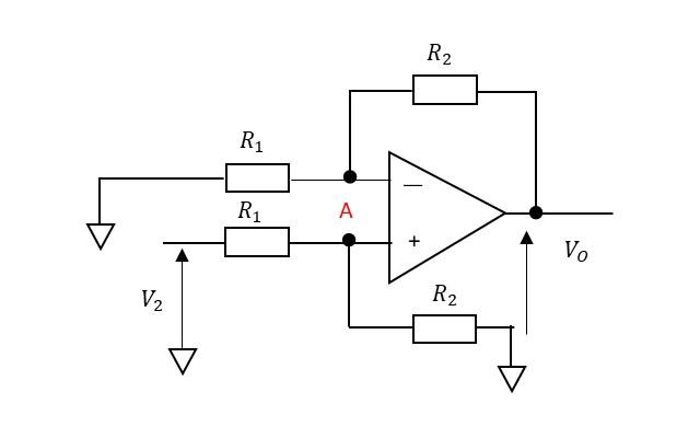 差動増幅回路の説明2