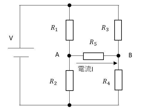 ブリッジ回路の説明