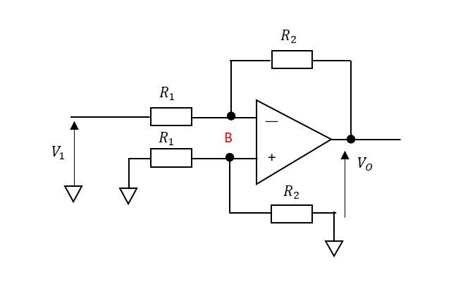 差動増幅回路の説明3