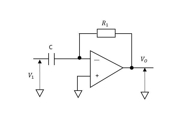 微分回路の説明図