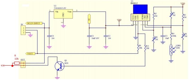 引用:SB612Aのデータシート(Schematic Diagram)
